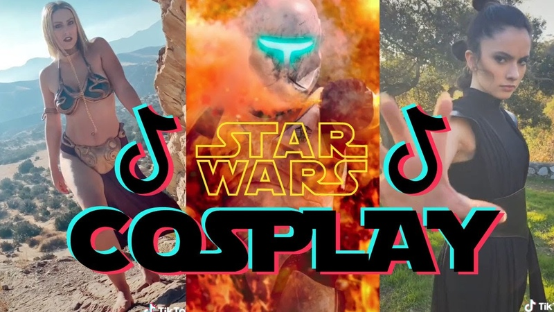TIK TOK Best of Cosplay 23 Star Wars edition