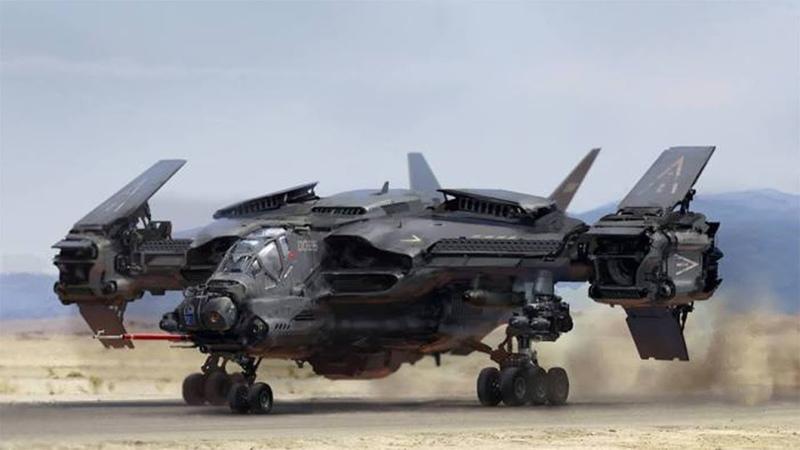 Сумасшедший Российский Вертолёт Уделал Американцев!