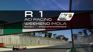 Italian F4 Championship powered by Abarth - ACI Racing Weekend Imola - Race 1