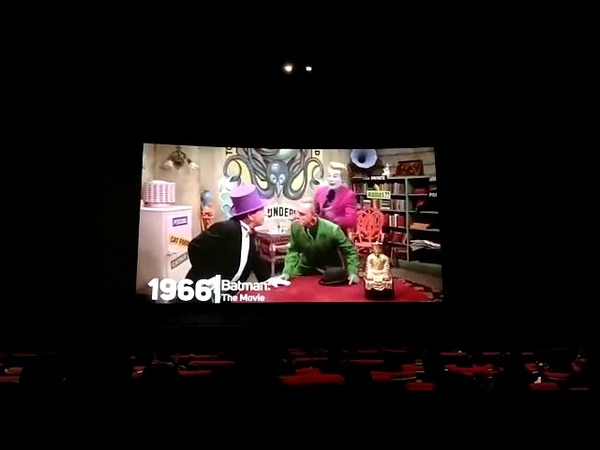 Joker tribute played in south Indian theatre (2/10/19)