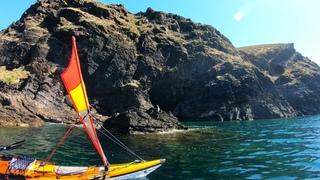 Kangaroo Island sea kayak crossing - Part 1: Fleurieu Peninsular, South Australia