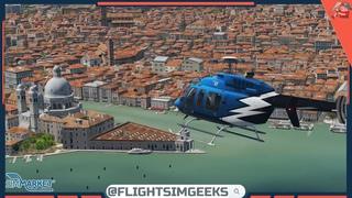 Лучший вертолёт для X-Plane 11: Dreamfoil Creations Bell 407 | X-Plane 🔴