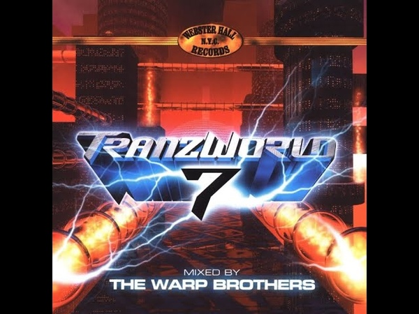 TranzWorld Vol7️⃣😎 Mixed By The Warp Brothers 😱