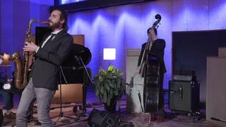 Litchfield Jazz Presents :: The Chad LB Quartet :: LIVE FROM TELEFUNKEN SOUNDSTAGE