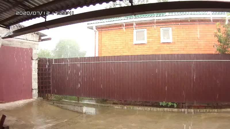 дождик в г Белореченске