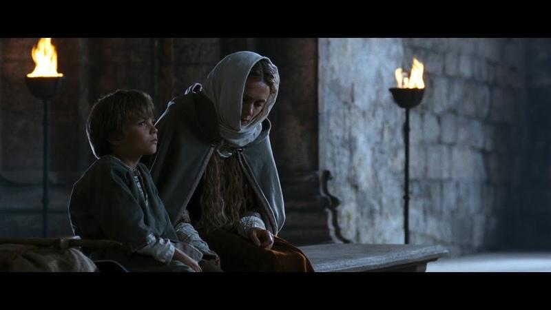 Арн прибывает в монастырь Арн Рыцарь тамплиер 2007