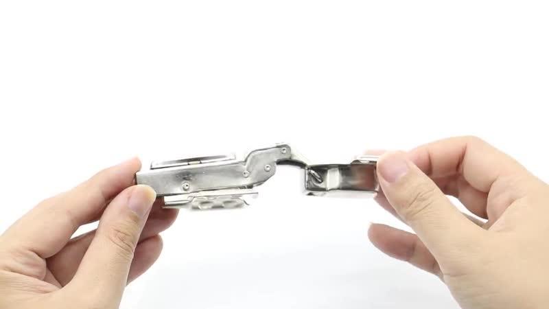 Igorrmagazin3 NAIERDI полный размер 304 нержавеющая сталь гидравлический шарнир Чистая ме