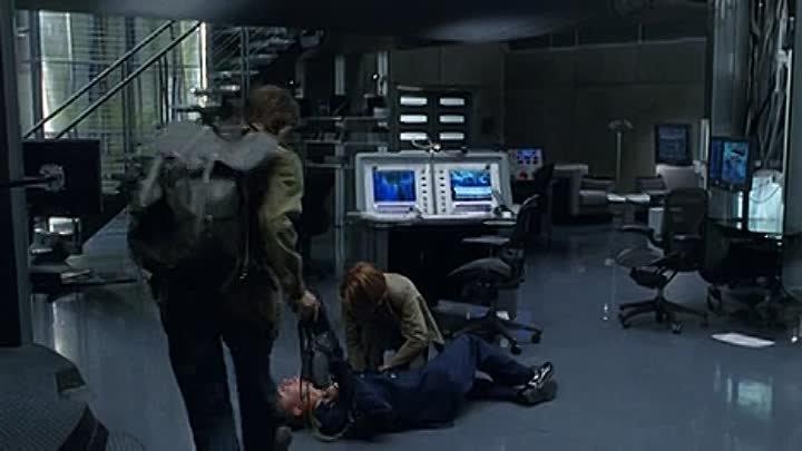 Терминатор -3: Восстание машин. WEBRip. 2003г. США/ Германия/ Великобритания (фантастика/ боевик)