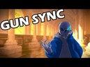 COD AW Gun sync Megalovania Remake