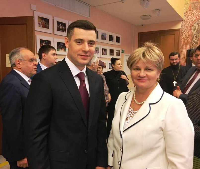 Кинокомпания «Союз Маринс Групп» приняла участие в инаугурации Главы городского округа Чехов