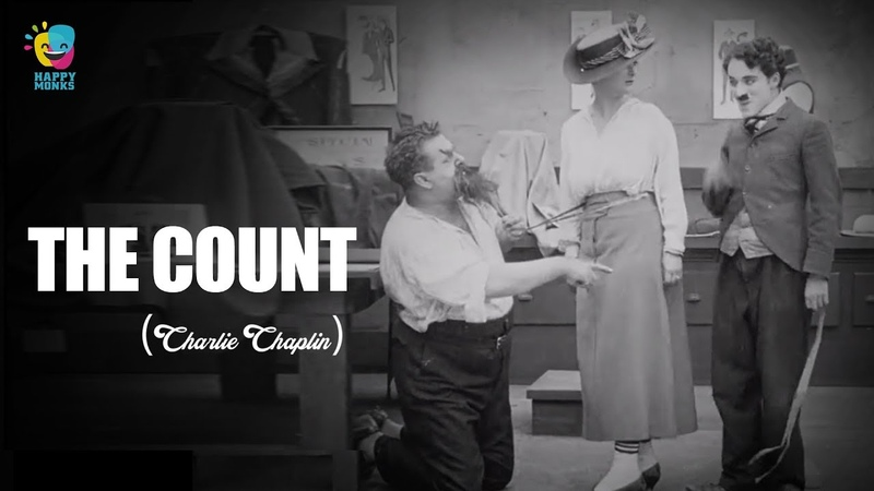The Count 1916 Charlie Chaplin Edna Purviance Eric Campbell Leo White