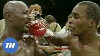 Marvin Hagler vs Sugar Ray Leonard 1 | ON THIS DAY FREE FIGHT