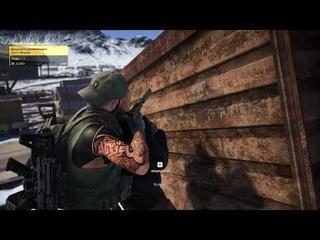 Тихой Сапой Кранты / Tom Clancy's Ghost Recon: Wildlands