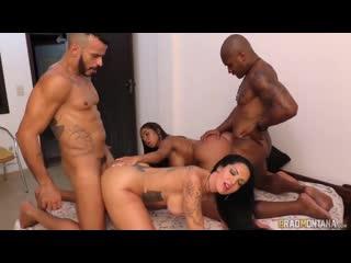 Bibi Griffo, Elisa Sanches - Anal, DP, Big Tits, Big Ass, Group
