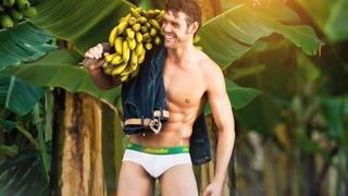 aussiebum - A World First in Men's Underwear! 'Banana' Range,