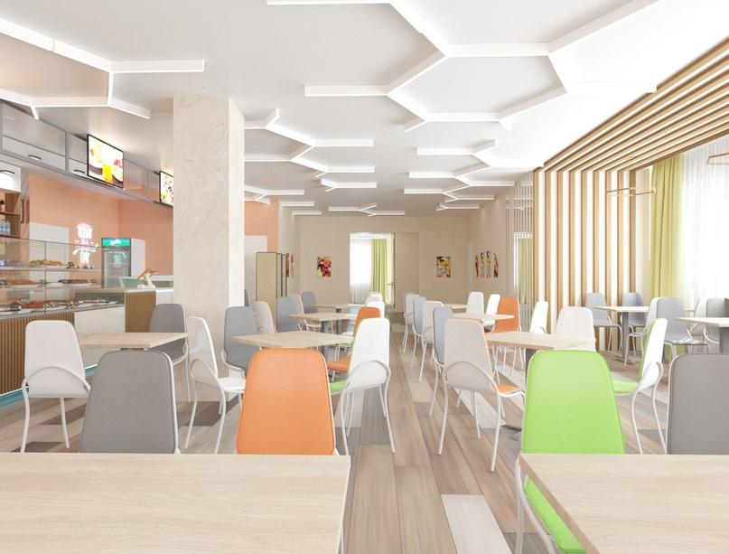 Обновлённое кафе «ГНОМ», изображение №5