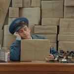 Почтальон — стихи о профессиях