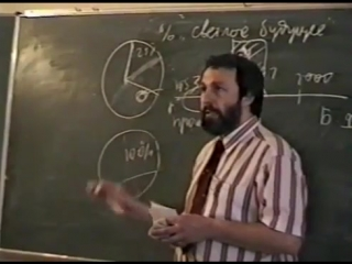 Нифонт Долгополов (выступление на конференции, 1997 г.)