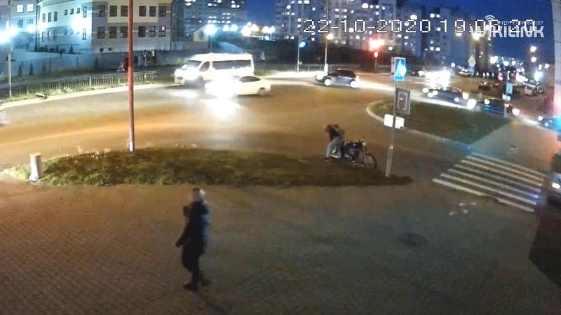 Странности одного мотоциклиста Колесника Вульковская 22 10 2020 Брест WikiLink