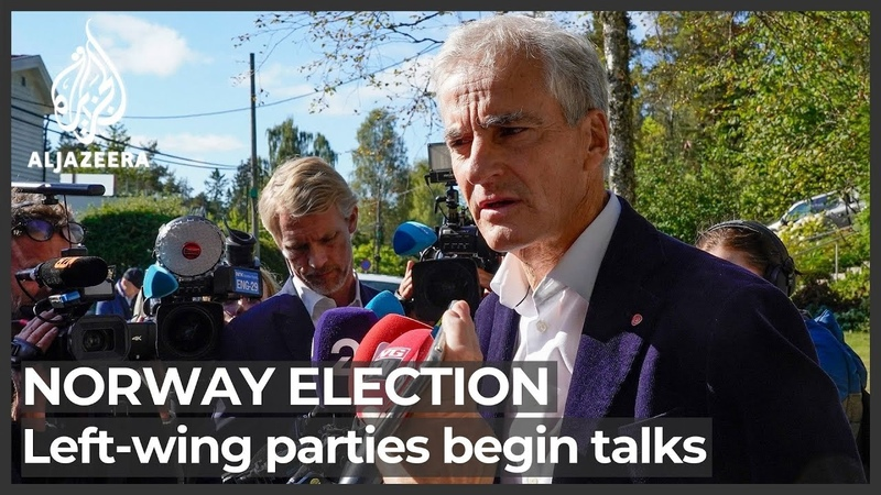 Norway election winners start coalition talks with climate focus