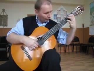 """Владимир Вавилов """"Канцона"""" играет наш ученик Дмитрий Архипов"""
