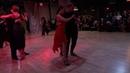 Pavel Sobiray and Nadezda Pivovarova Милонга России Финал танец 2