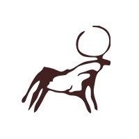 Логотип Petroglifart - Художник Эдуард Логинов