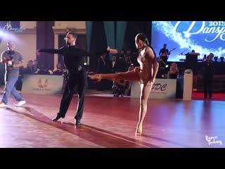 Salvatore Sinardi - Victoria Kharchenko - Jive - Honor Dance