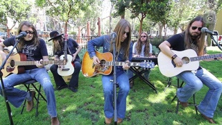 "Blackberry Smoke ""Pretty Little Lie"": South Park Sessions (live)"