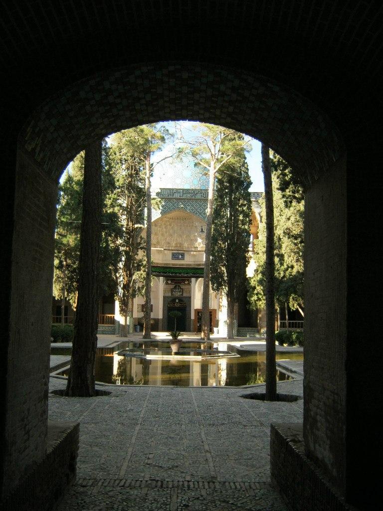 Mausoleum of Shah Nimatullah Vali