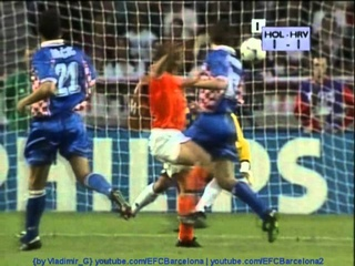 World Cup 1998 - top 20 Goals