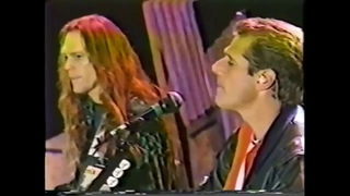 The Eagles With Concert In The Rain At New Zealand 1995