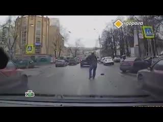 Автоподставщики смертники. Как избежать вымогательства