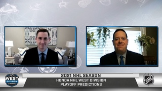West Division Playoff Predictions | 2021 NHL Season