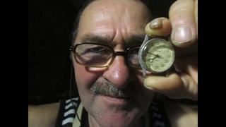 Мои наручные мужские часы СЛАВА кварц СССР