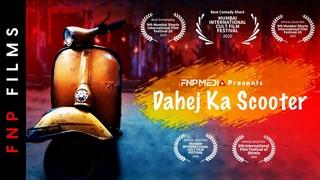 Dahej Ka Scooter | Keshav Sadhna I Tanya Sharma I Award-Winning Film I Comedy Short Film | FNP Media