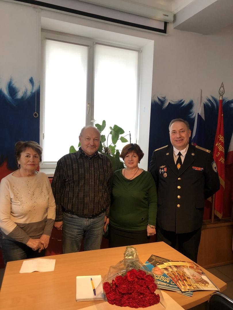 Отель Yalta Intourist поздравил ветеранов с 23 февраля