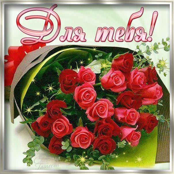 Розы для оленьки картинки