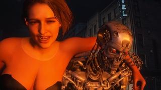 Resident Evil 3 Remake Jill Bad Attitude Carlos T 800