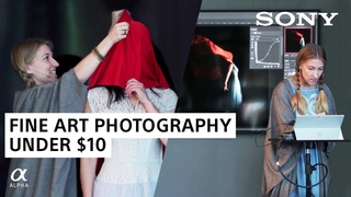 Brooke Shaden On Making Fine-Art Images For Less Than $10