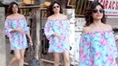Shamita Shetty snapped at kromakay salon juhu Bollywood headline