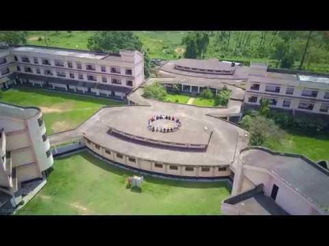 || SILCHAR NIT CAMPUS 2018 || DRONE SHOOT ||