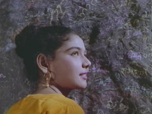 Поэма в камне Geet Gaaya Pattharonne 1964 Индия