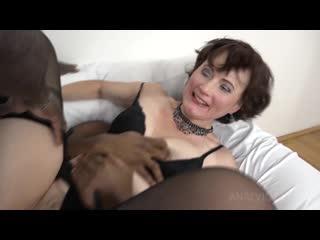 Kinky interracial DP with Alex Sharp KS084