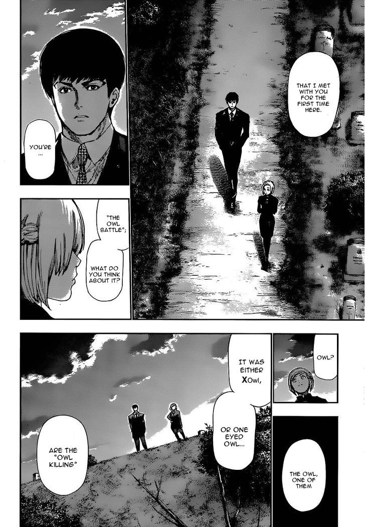 Tokyo Ghoul, Vol.13 Chapter 124 Public, image #7