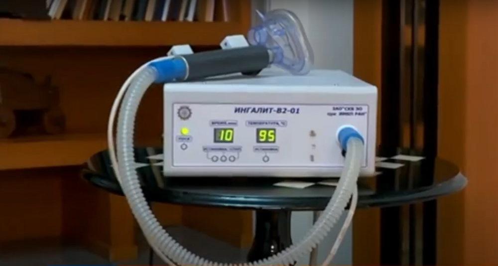 Гелий-кислородные смеси для борьбы с коронавирусом