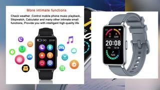 Лучшая реплика Apple Watch Смарт часы обзор HAIMAITONG 2021 лучшее с Алиэкспресс