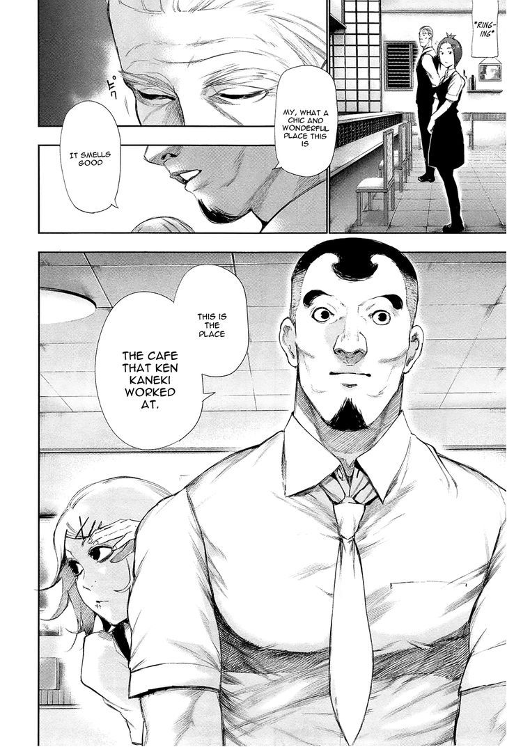 Tokyo Ghoul, Vol.10 Chapter 92 Lady, image #17
