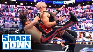 Shinsuke Nakamura vs. King Corbin: SmackDown, May 21, 2021