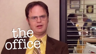 Dwight's Perfect Crime - The Office US